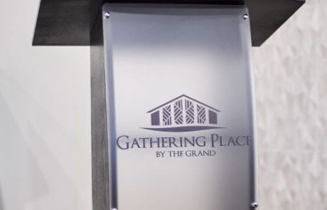 Gathering Place By The Grand Podium
