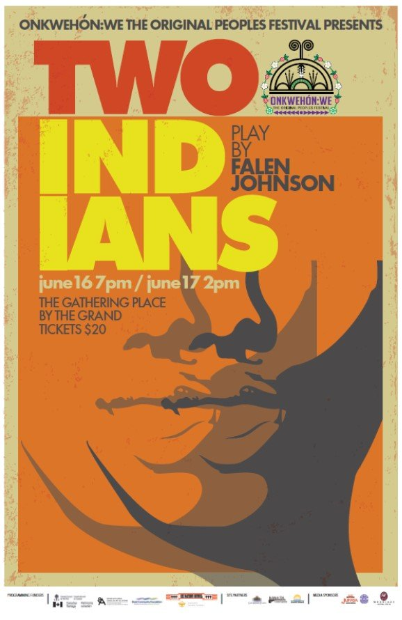Two Indians - A Play by Falen Johnson