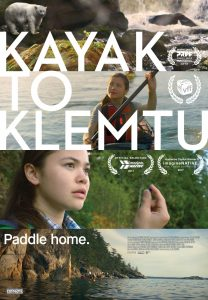 Six Nations Tourism Presents Movie Mondays - Kayak to Klemtu