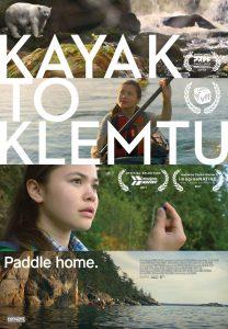 Six Nations Tourism Presents Movie Mondays - Kayak to Klemtu
