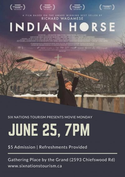 Six Nations Tourism Presents Movie Monday: Indian Horse