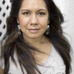 """Director of """"Kayak to Klemtu"""", Zoe Hopkins."""