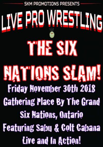 SKM Live Pro Wrestling