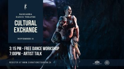 Bangarra Dance Workshop and Artist Talk