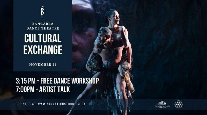 Bangarra Dance Workshop and Artist Talk