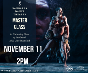 Bangarra Dance Theatre Artist Talk